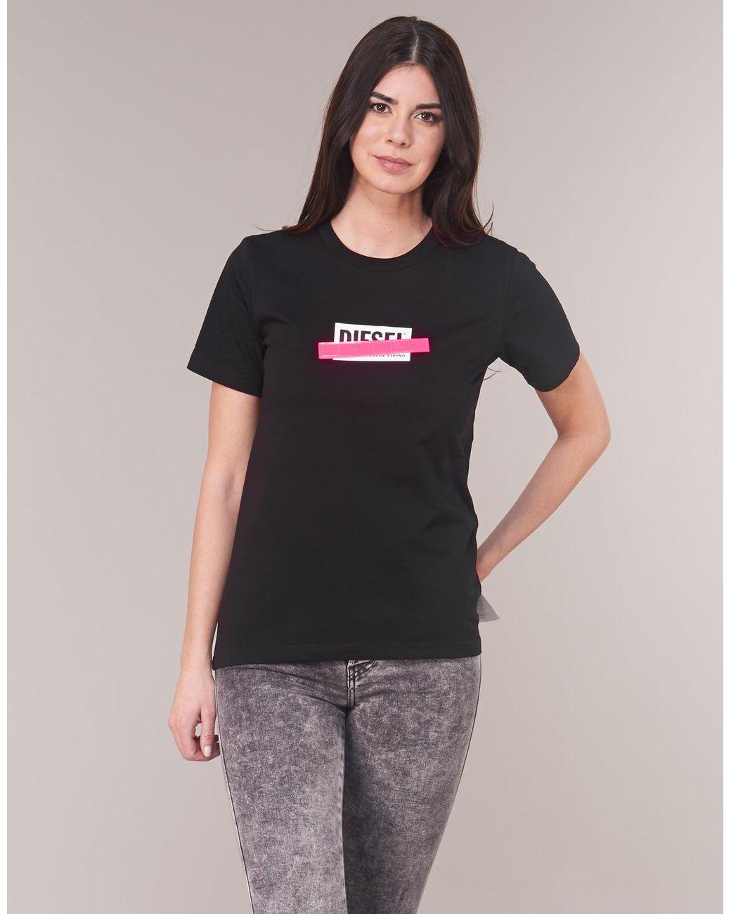 T Sily Women's T Shirt In Black