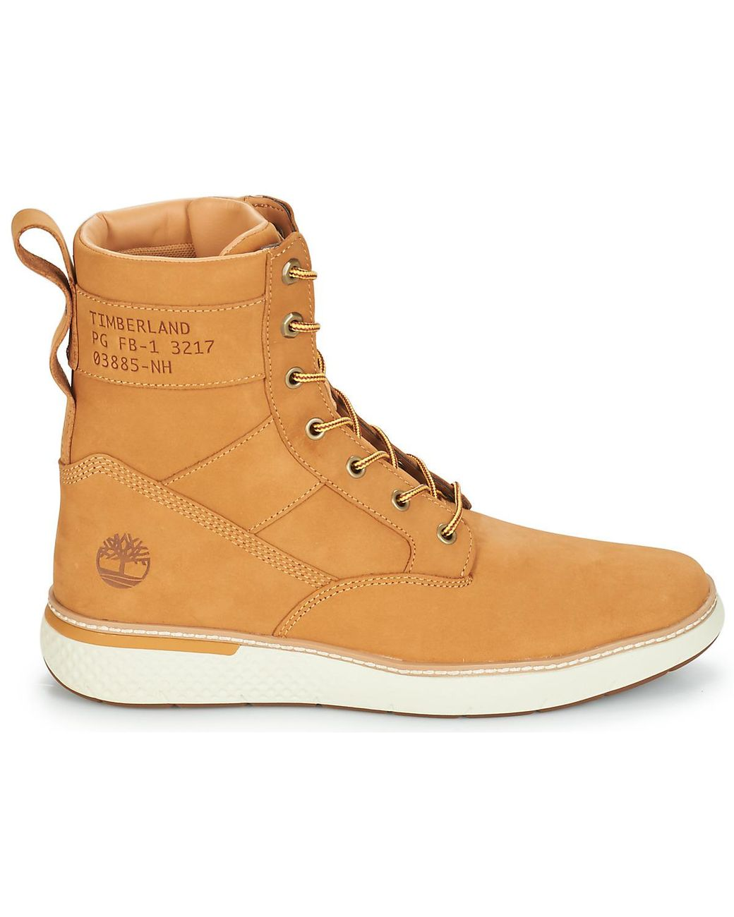 Cross Mid Boot Boots In For Utility Men Yellow Timberland Mark 8nZOPkXwN0
