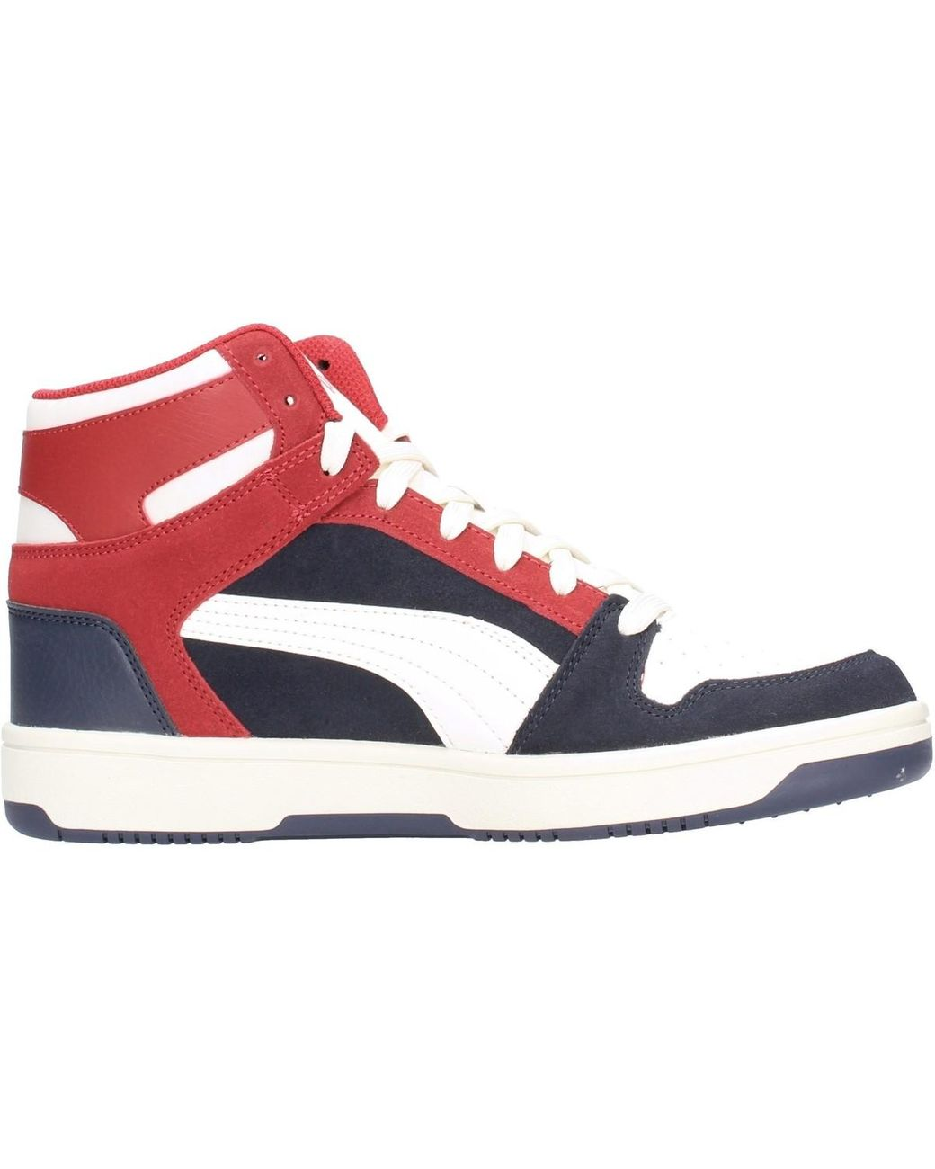Rebound layup bco/blu/ros 370219-04 Chaussures PUMA pour homme en ...