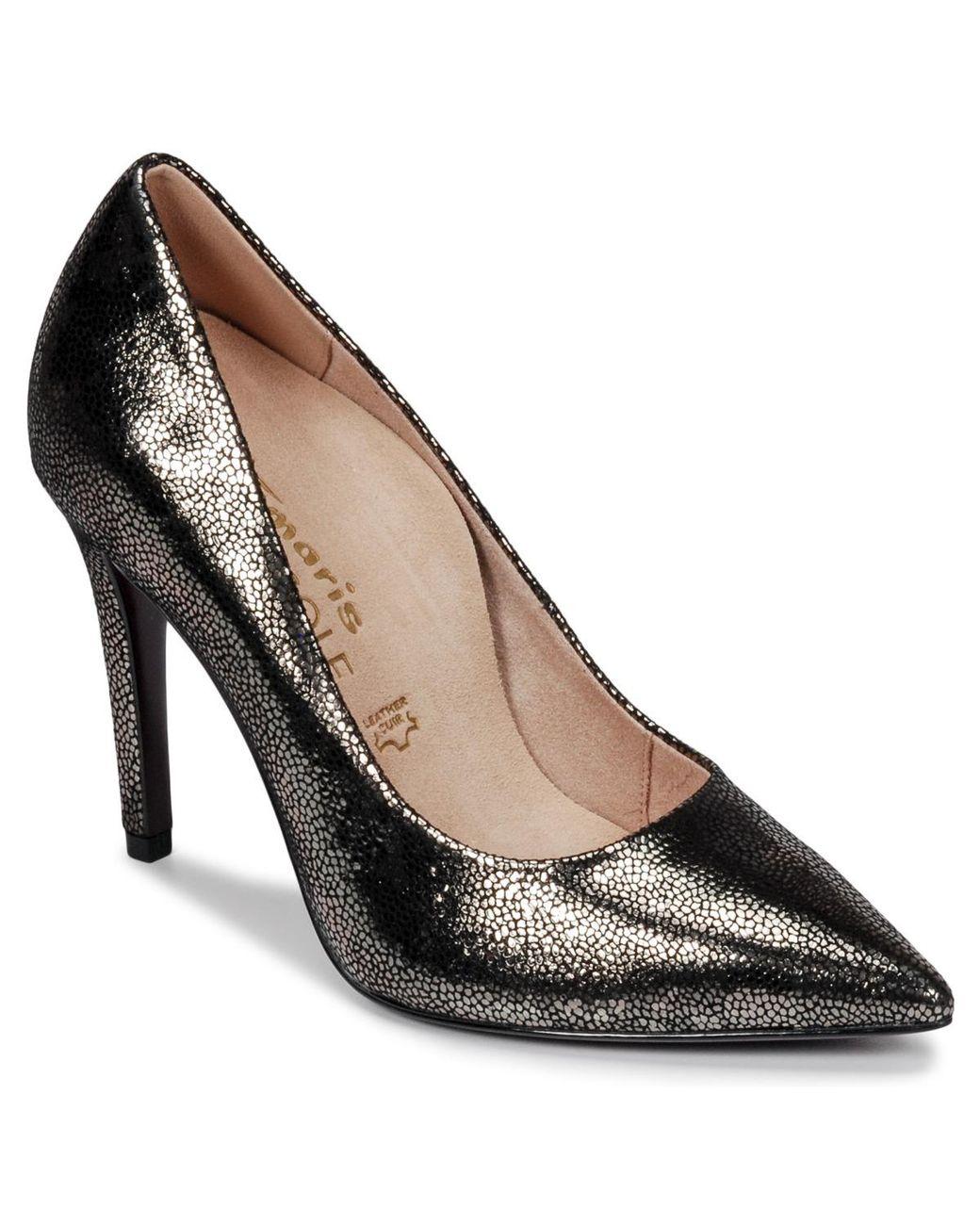 TIBBY femmes Chaussures escarpins en Noir