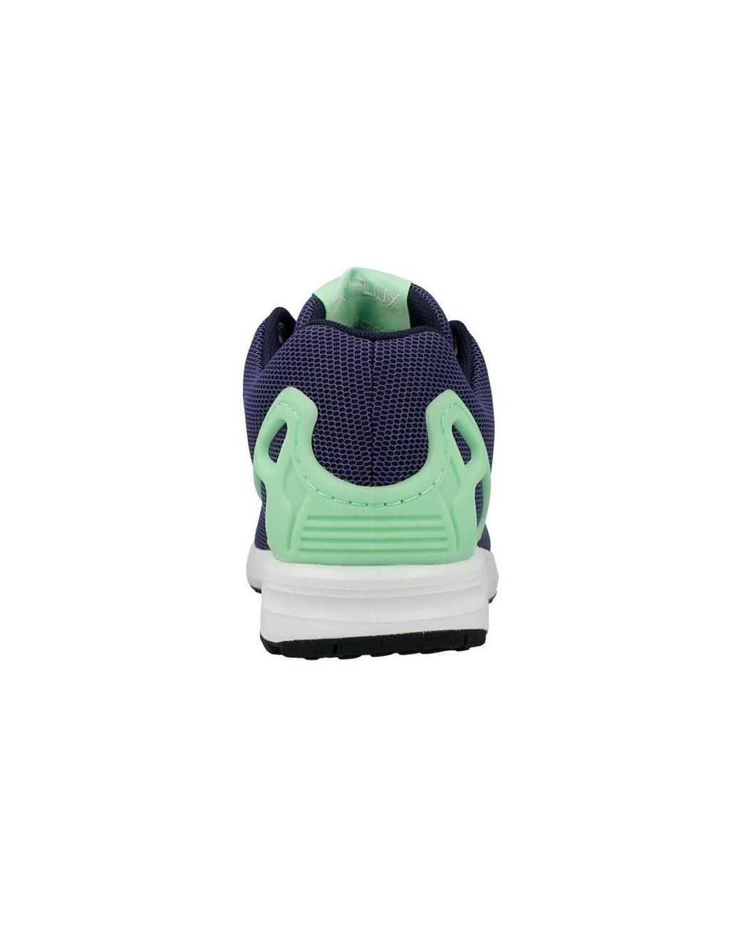 adidas zx flux flash green