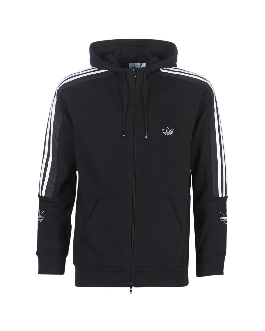 adidas Radkin Fzh Hoody Black Men | eBay