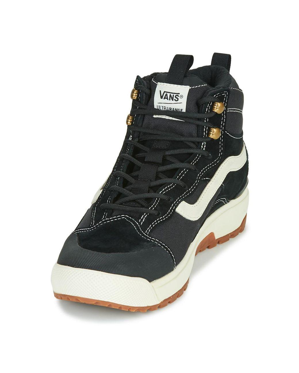Baskets Vans pour homme en coloris Noir - Lyst