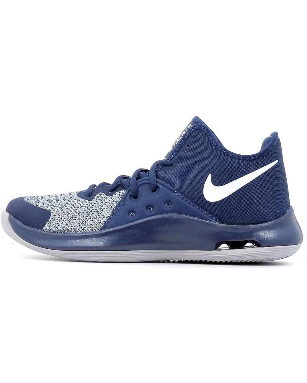 Hommes Air Iii Chaussures Versitile En Bleu F1c3TuKJl