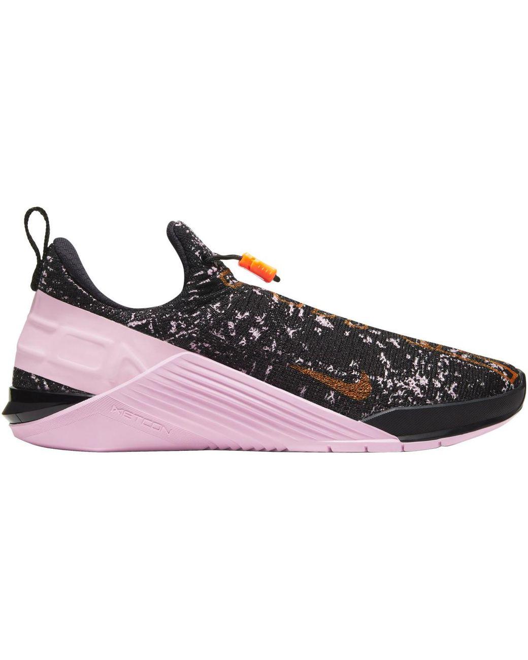Chaussures React Metcon Women Nike en coloris Noir - Lyst