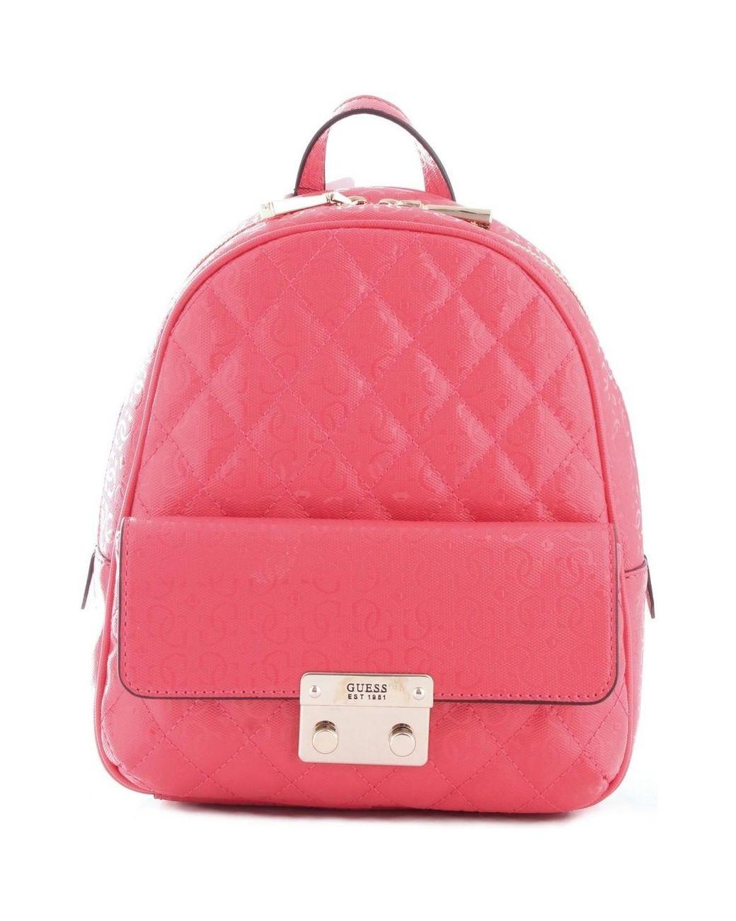 buy sale san francisco look for HWSG7410320 femmes Sac à dos en rouge homme