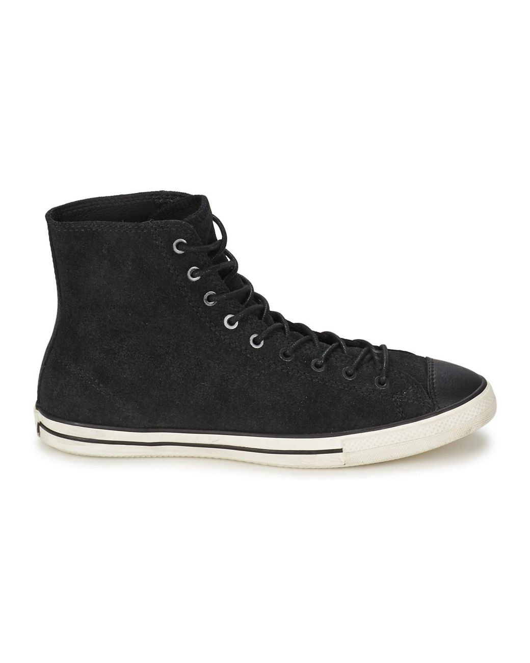 Chaussures femme converse chuck taylor all star leather high