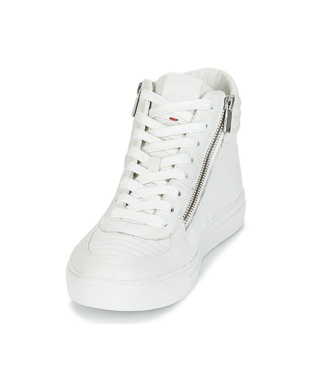 FUTURISM HITO MTZP1 hommes Chaussures en blanc
