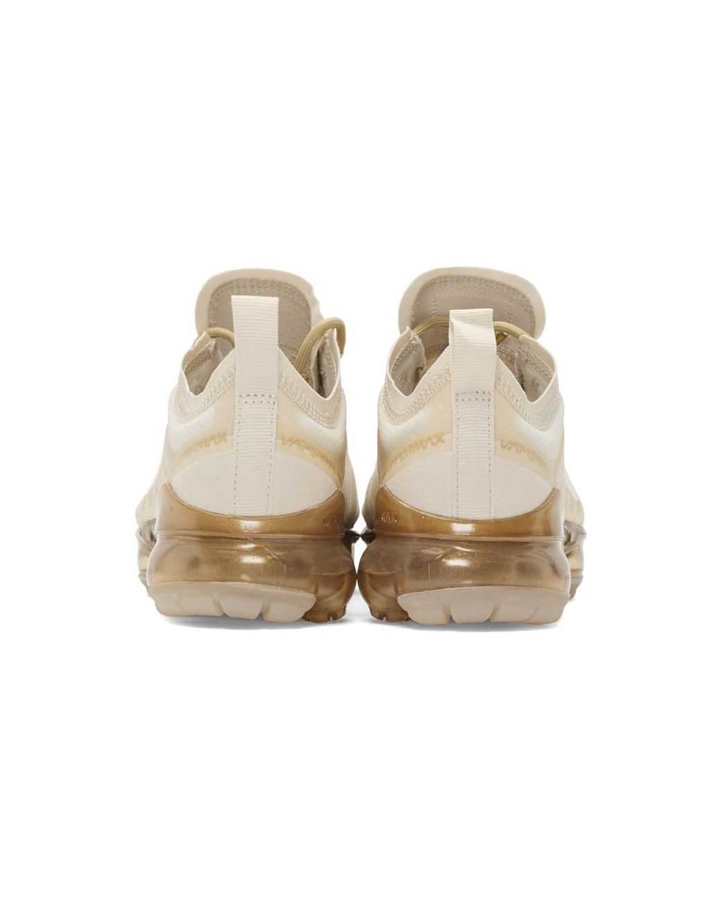 Nike Nike Off White & Beige Air Vapormax 2019 Sneakers from SSENSE   People