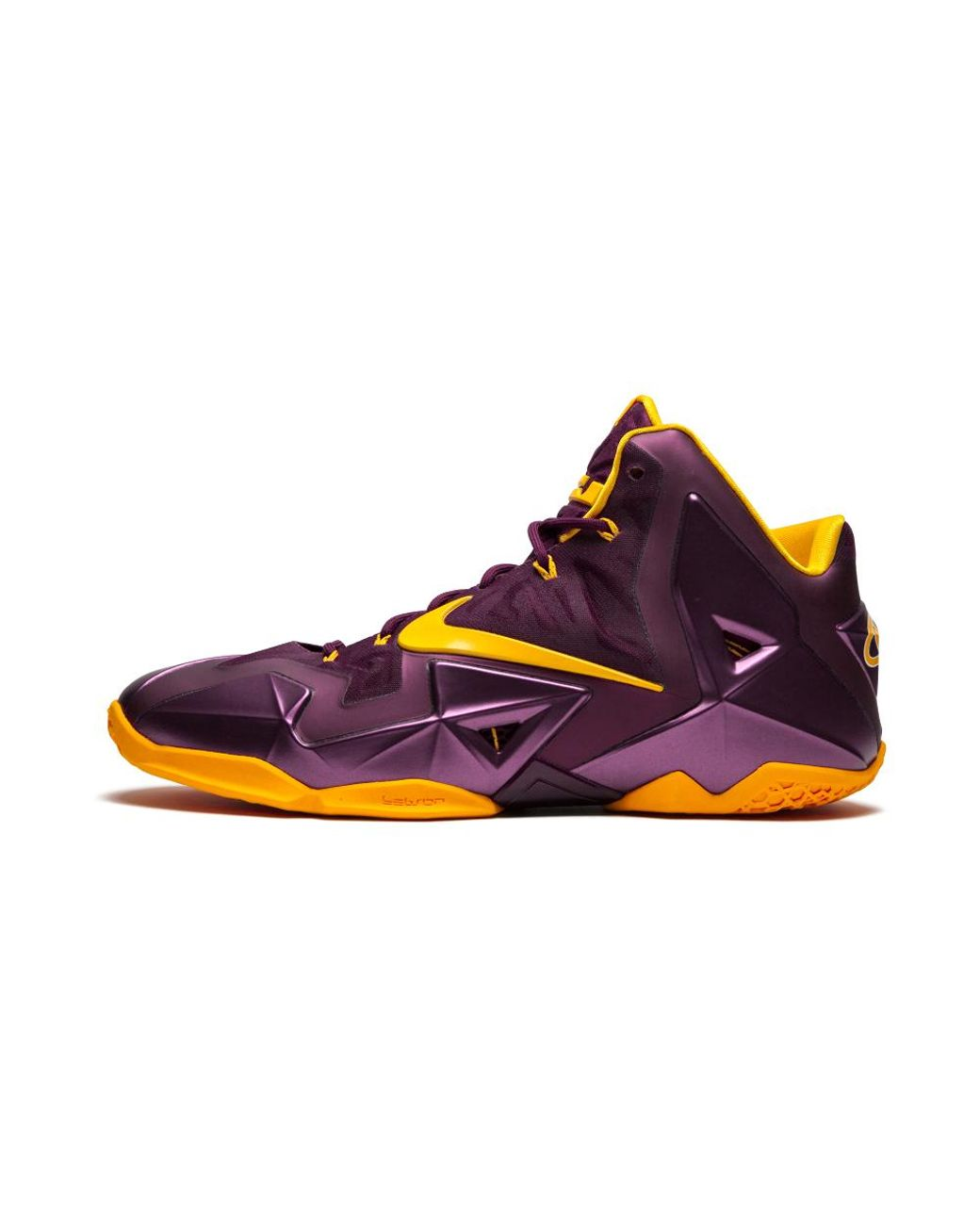 a08028c1cbe Lyst - Nike Lebron 11 Mens in Purple for Men