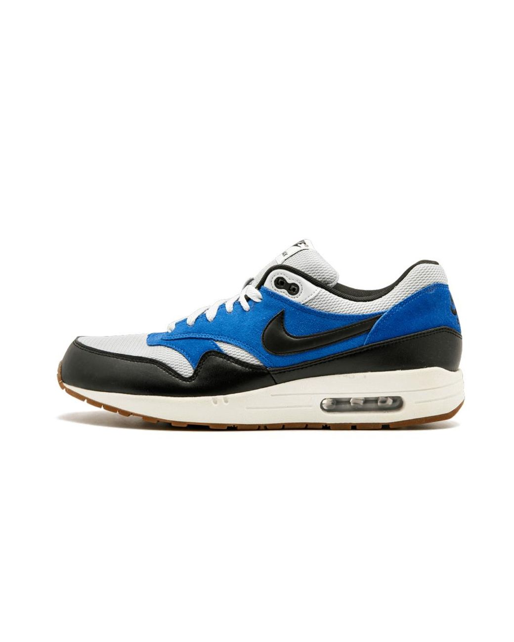 Nike Air Max 1 Essential Shoes in Blue for Men - Lyst