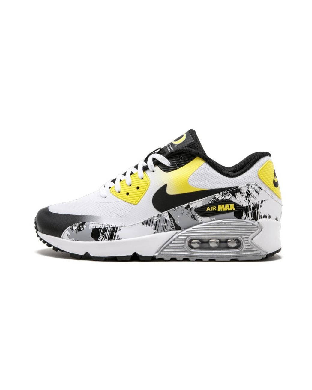 Nike Womens Air Max 90 Prm Db Shoes Size 5w White Nike Sneakers from Lyst | ShapeShop