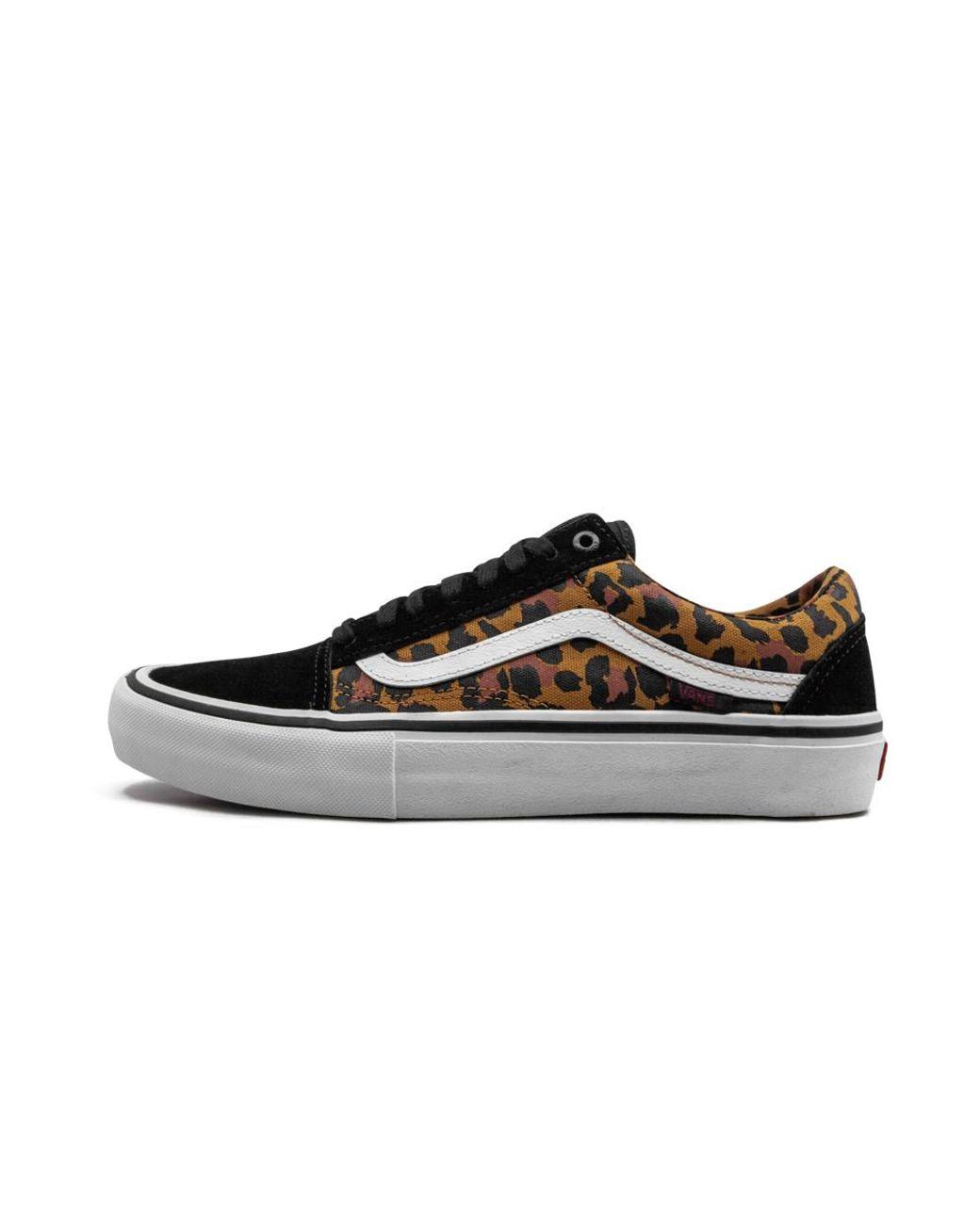 Vans Old Skool Pro 'leopard' Shoes