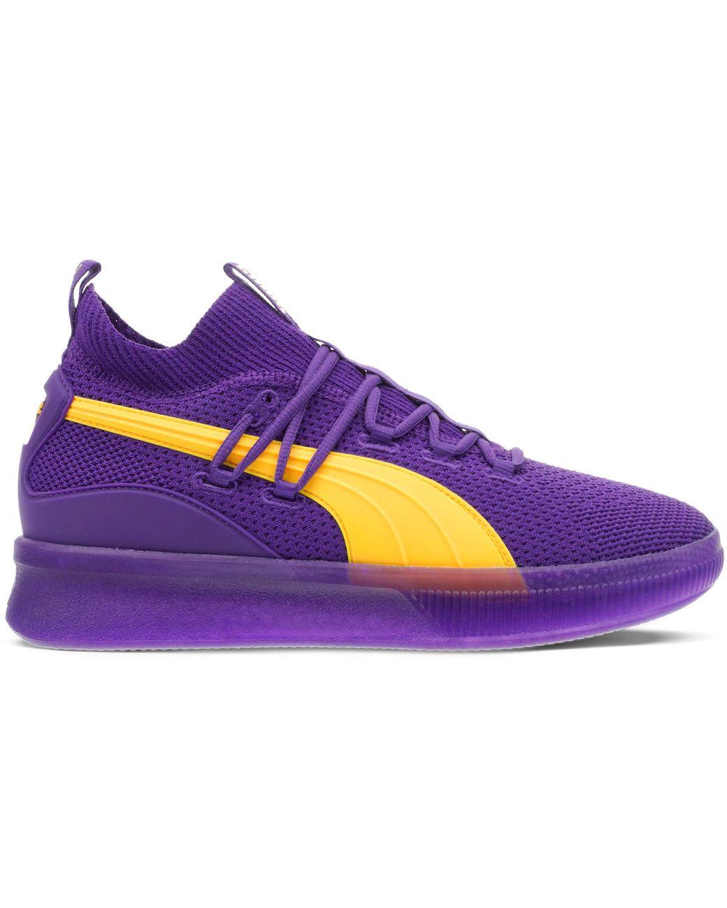 clyde court purple