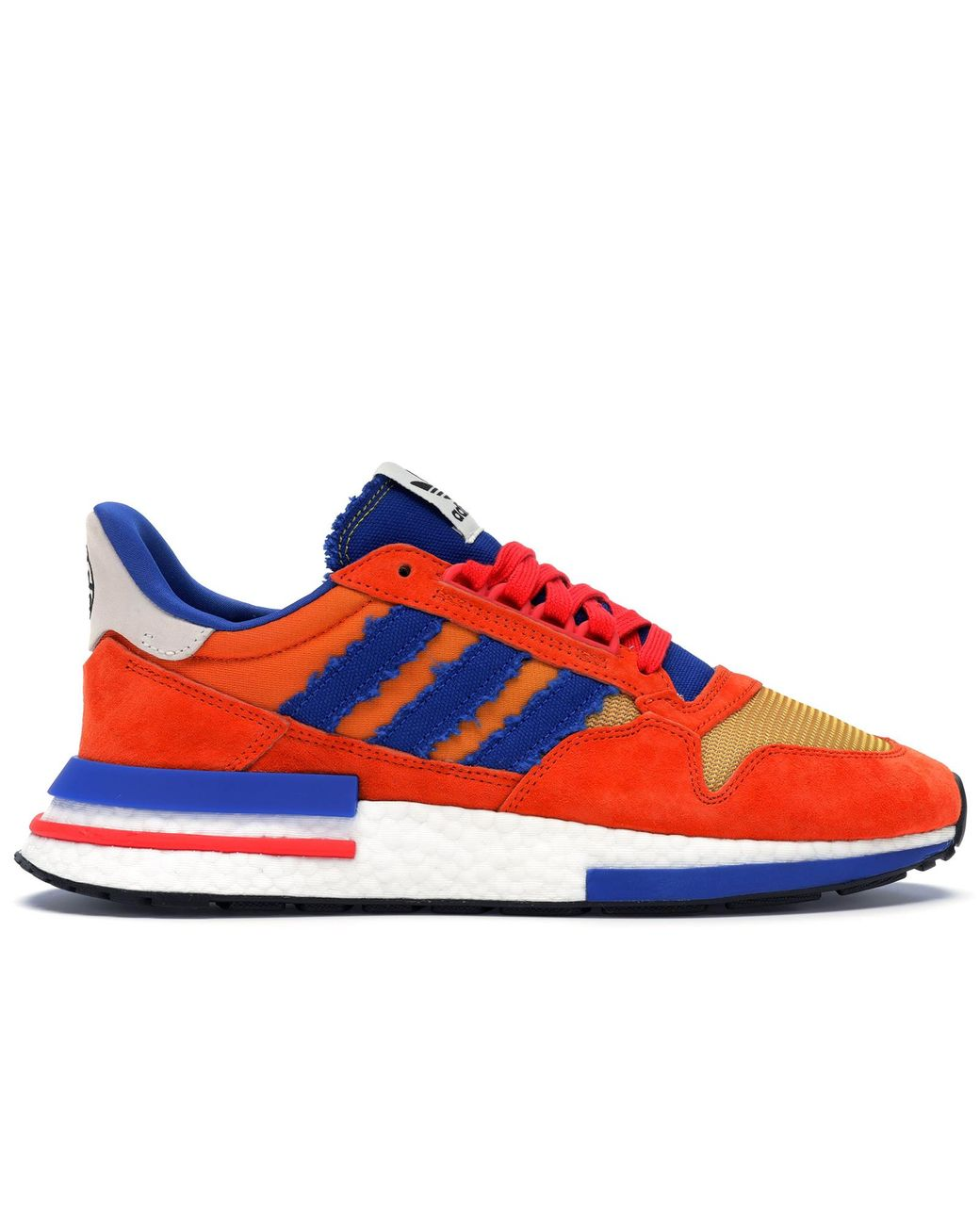 competitive price a2765 087f8 Men's Blue Zx 500 Dragon Ball Z Son Goku