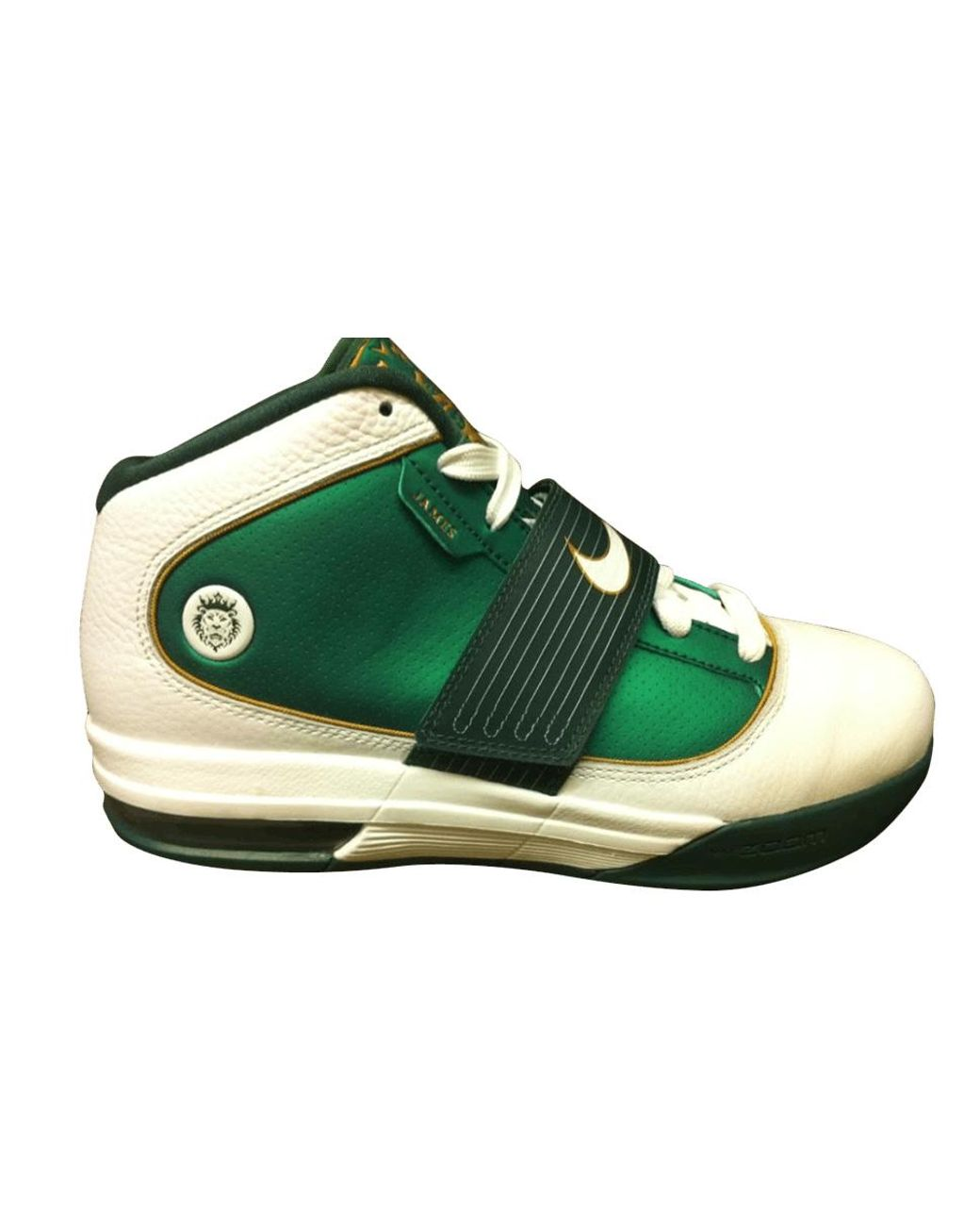 new concept ed793 62069 Men's Green Zoom Soldier 4 Svsm