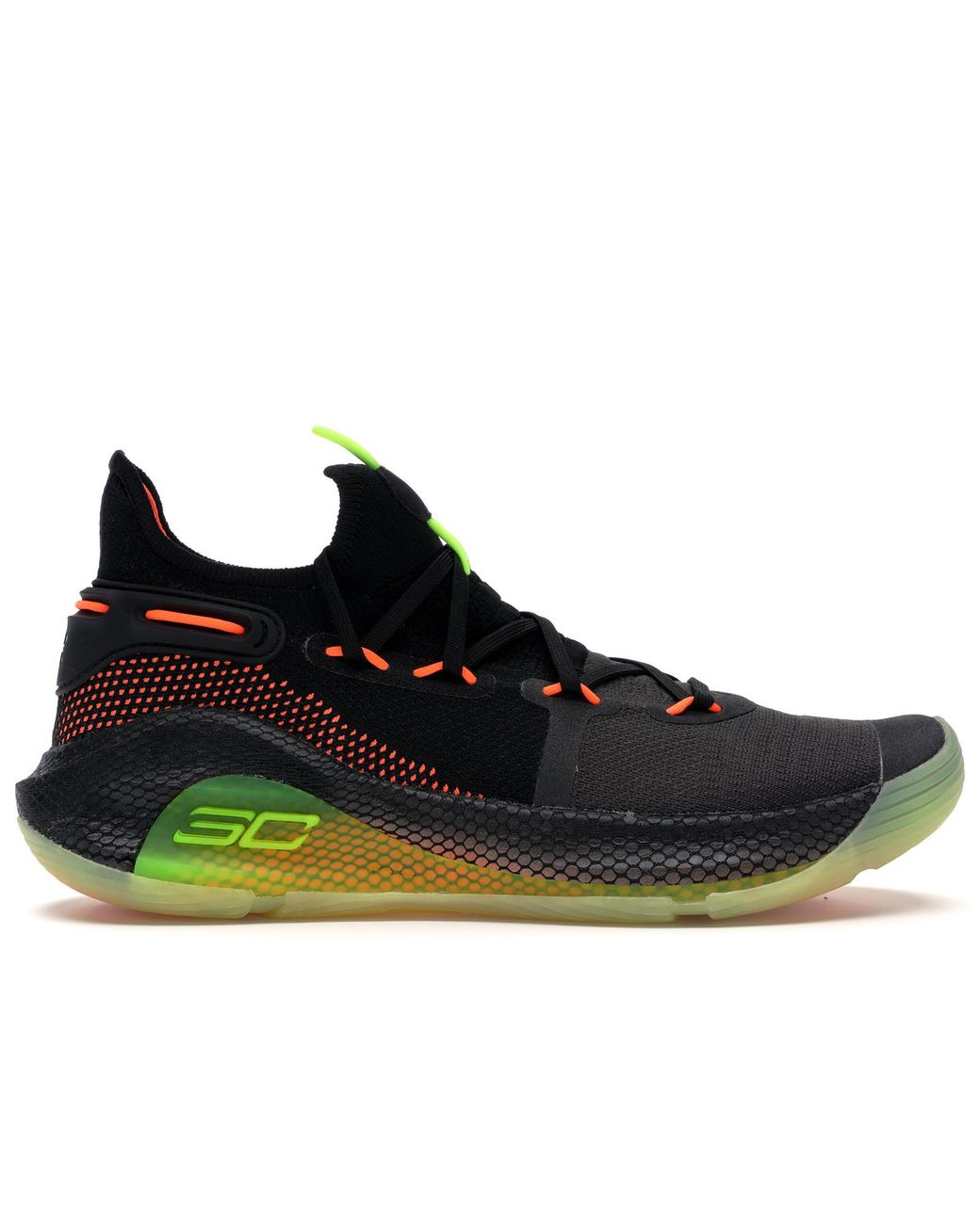 buy online 00222 69a08 Men's Black Curry 6 Fox Theater