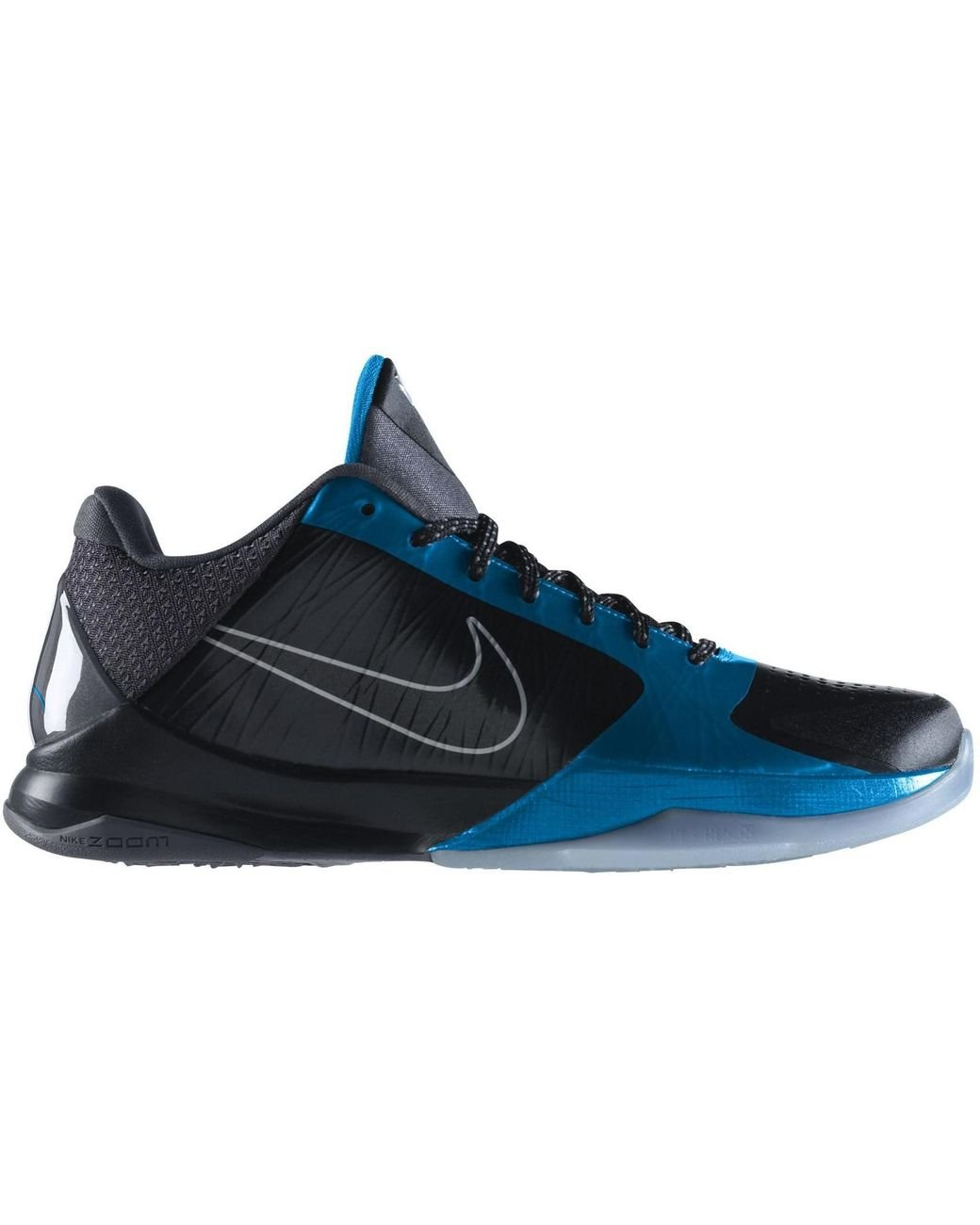outlet store e96ae e68a6 Men's Blue Kobe 5 Dark Knight