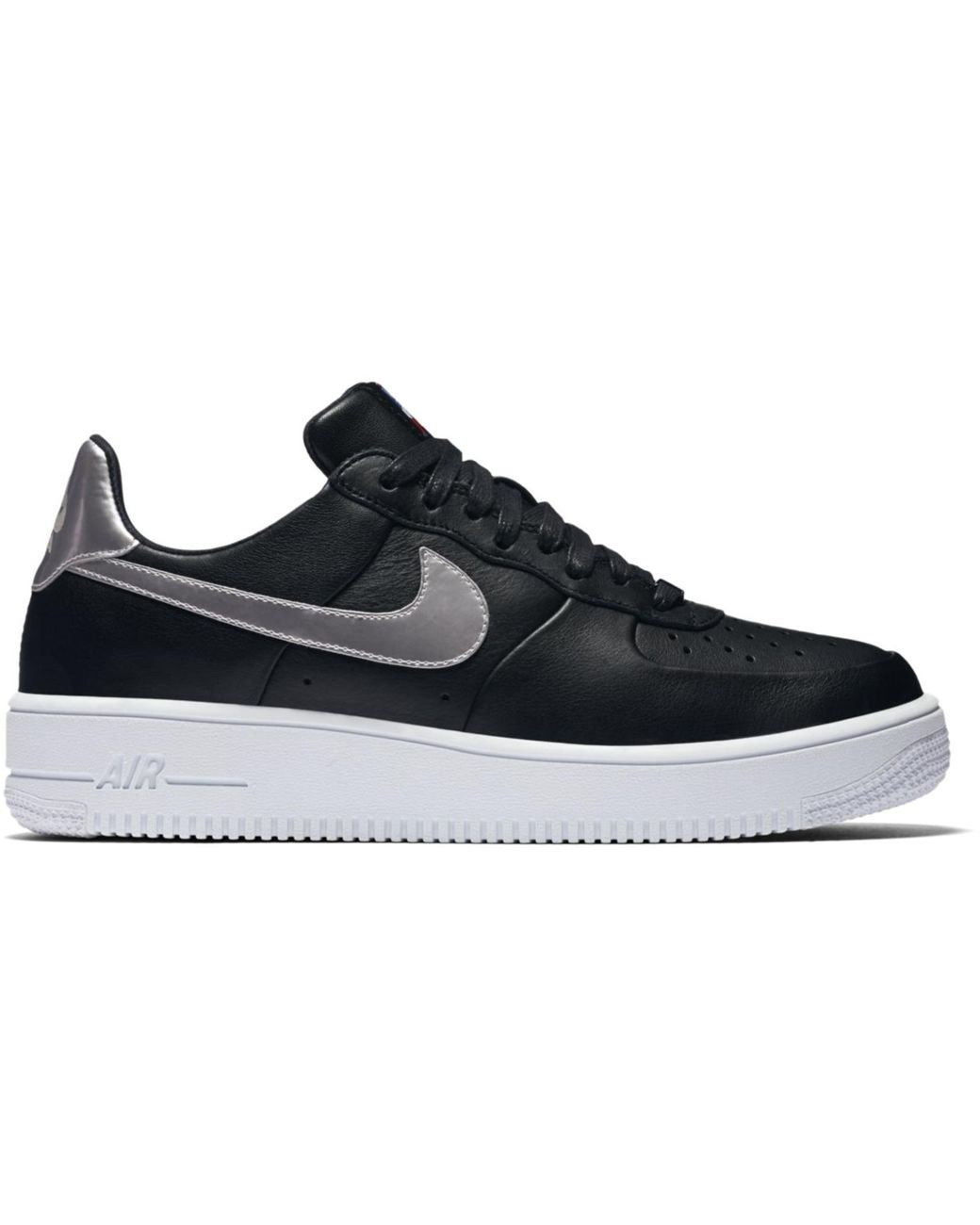 release date dd657 e986c Men's Black Air Force 1 Low Ultraforce Rkk Patriots