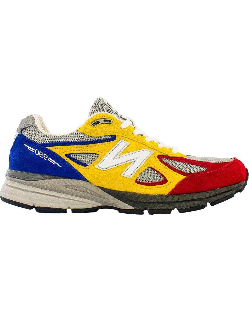 New Balance 990v4 Shoe City X Eat in