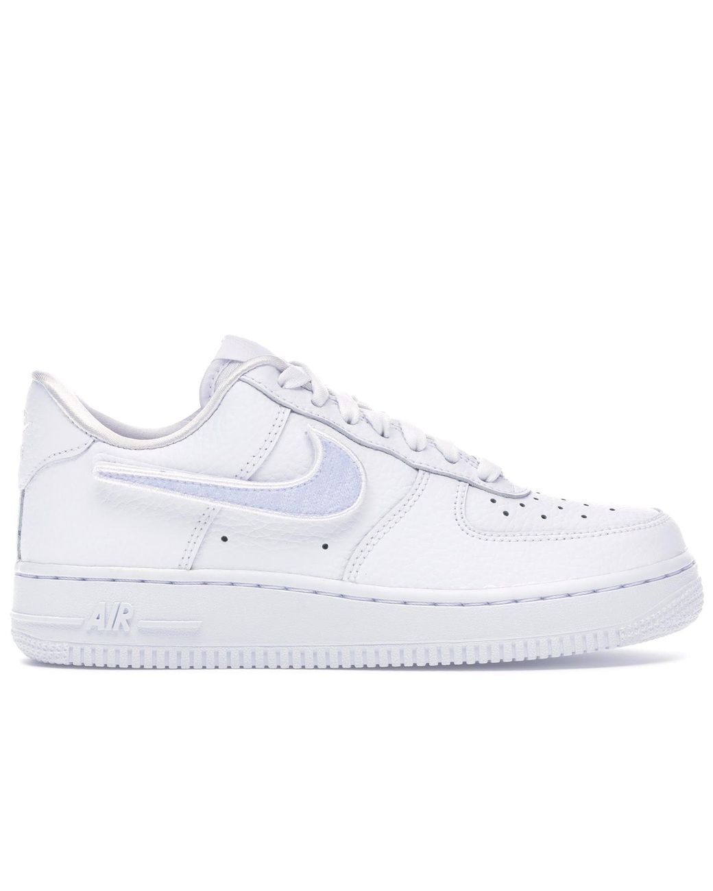 Women's White Air Force 1 Low 1 100 (w)