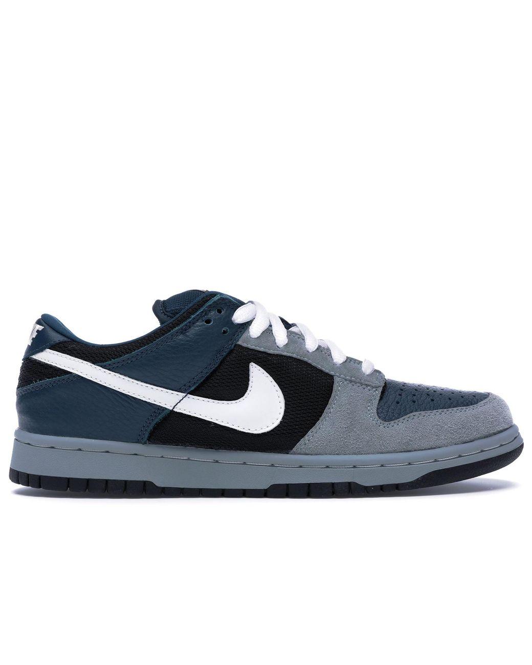 Nike Dunk Low Pro Sb Futura for Men - Lyst