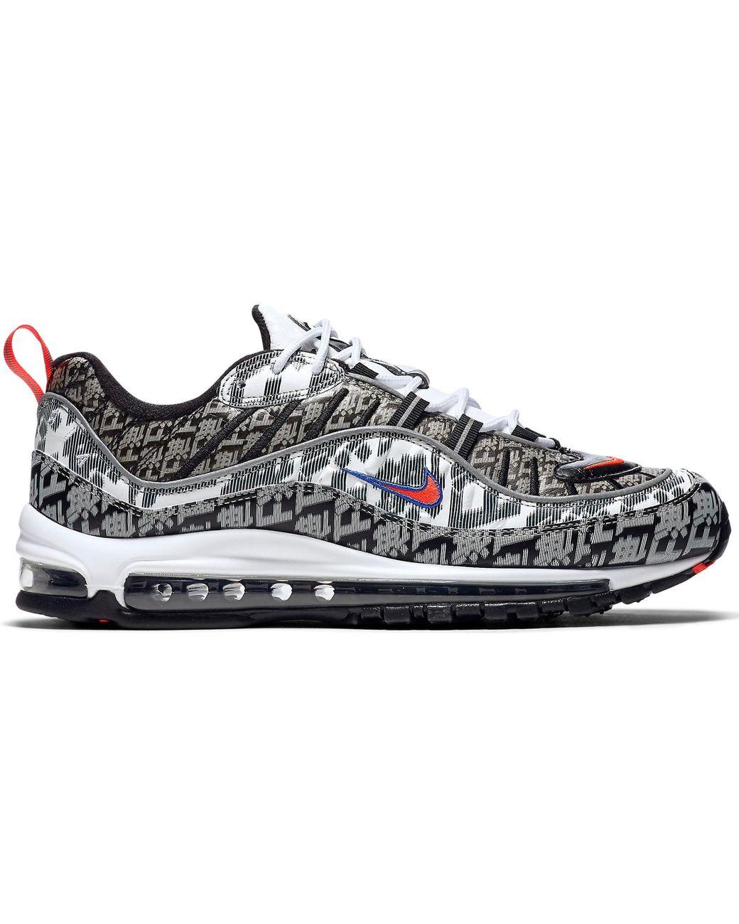 Nike Air Max 98 Shanghai Marathon (2018) (BlackWhite