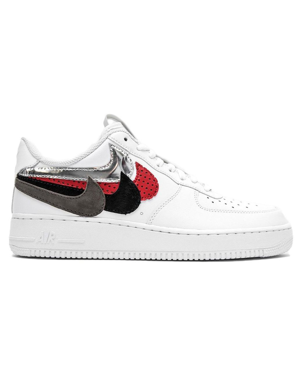 Air Force 1 Low John Geiger Misplaced Checks White