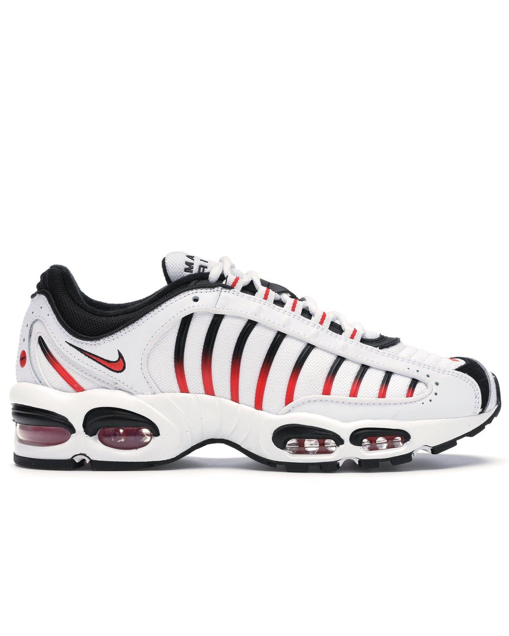 Air Max Triax 96 in WhiteBlackRed