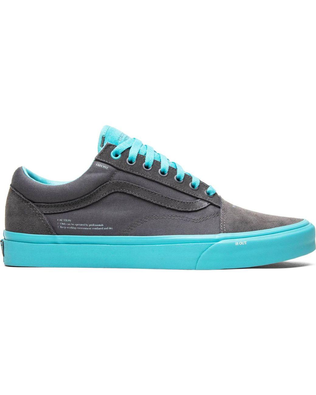 Vans Old Skool C2h4 in Grey/Blue (Gray