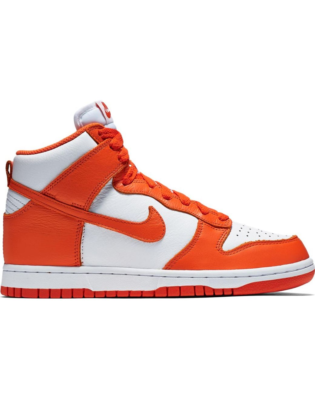 best selling authentic quality get online Nike Dunk High Retro Be True Syracuse (w) in Orange - Lyst