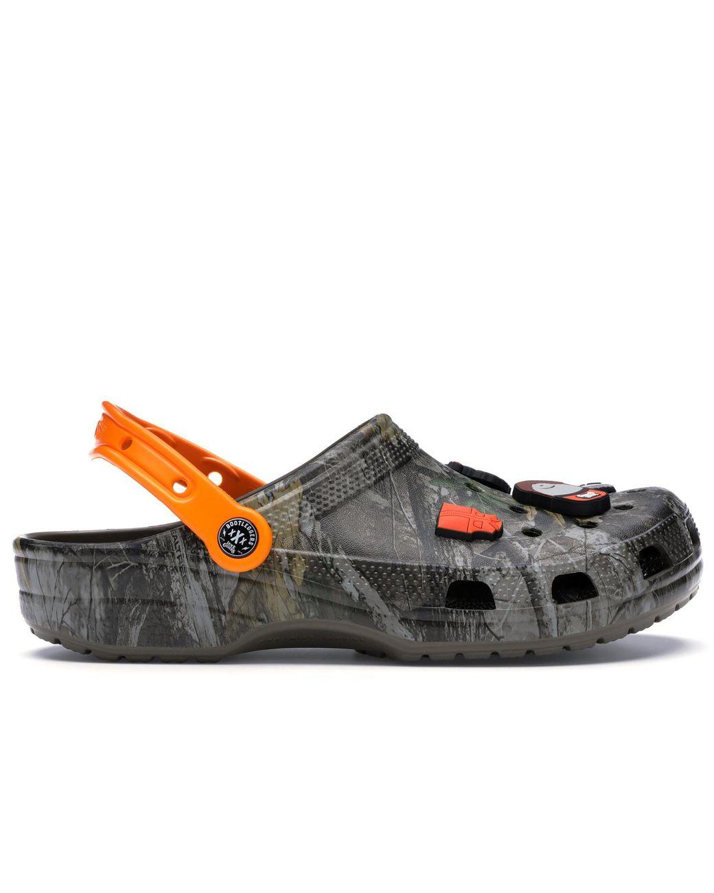Crocs Classic Clog Luke Combs Realtree Camo For Men Lyst