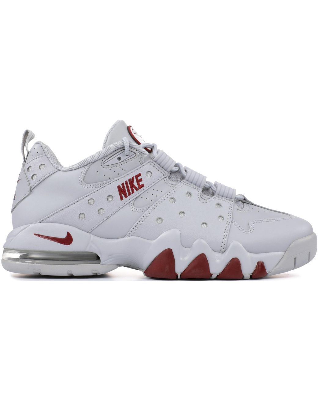 Nike Air Max 95 JD Cool GreyTeam Red | Sole Collector