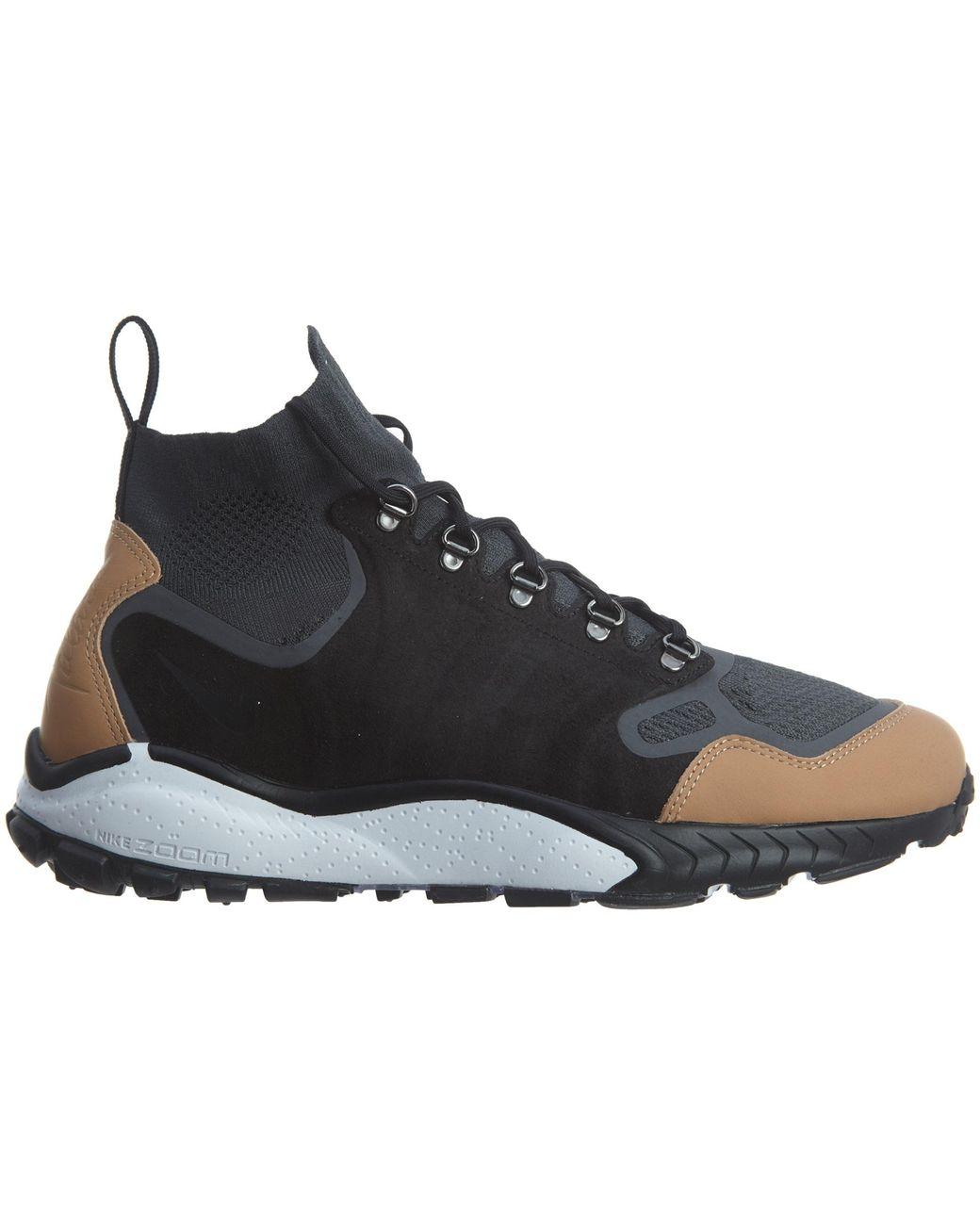 2018 sneakers wholesale online coupon code Men's Air Zoom Talaria Mid Fk Prm Anthracite Black-vachetta Tan