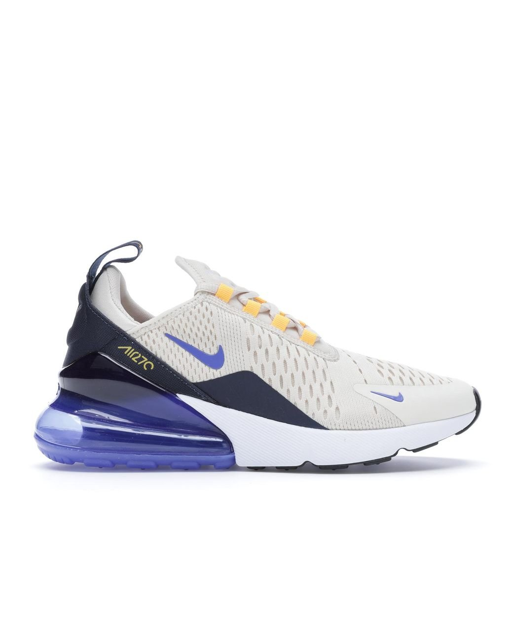 wholesale cheap innovative design Nike Air Max 270 Light Cream Persian Violet (w) in Blue - Save 8 ...