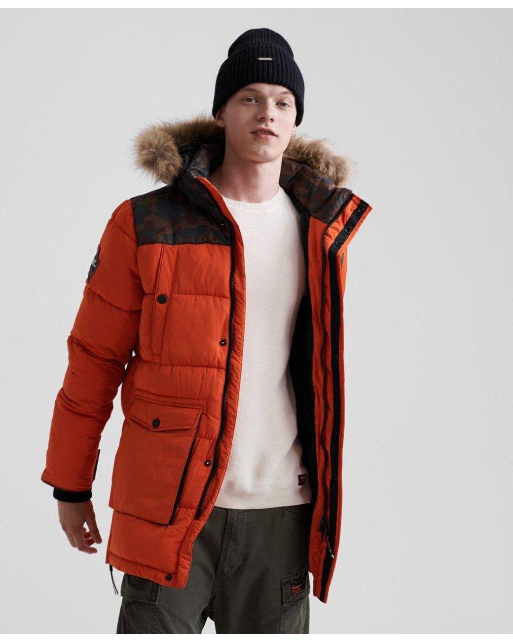 Sd Explorer Parka Jacket
