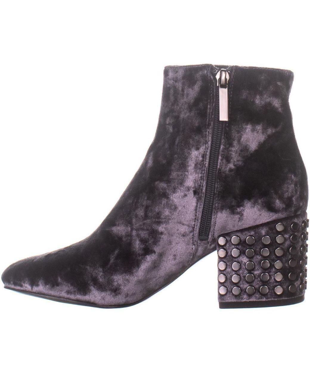 Kylie Blythe Women/'s Ankle High Block Heel Boots Kendall