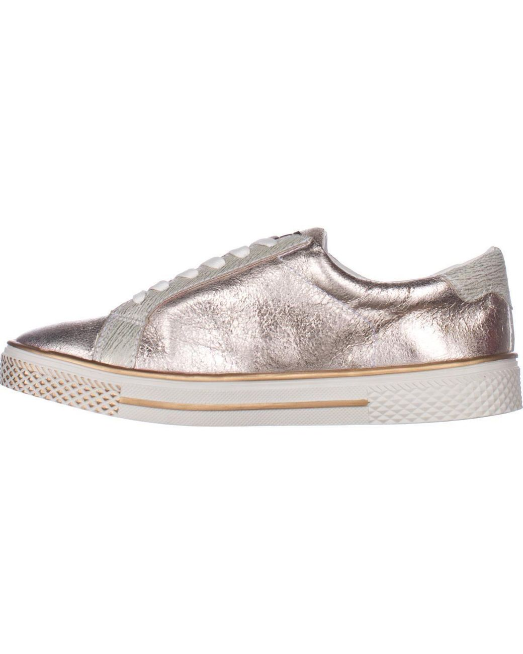 Bebe Womens Destine Low Top Lace Up Fashion Sneakers