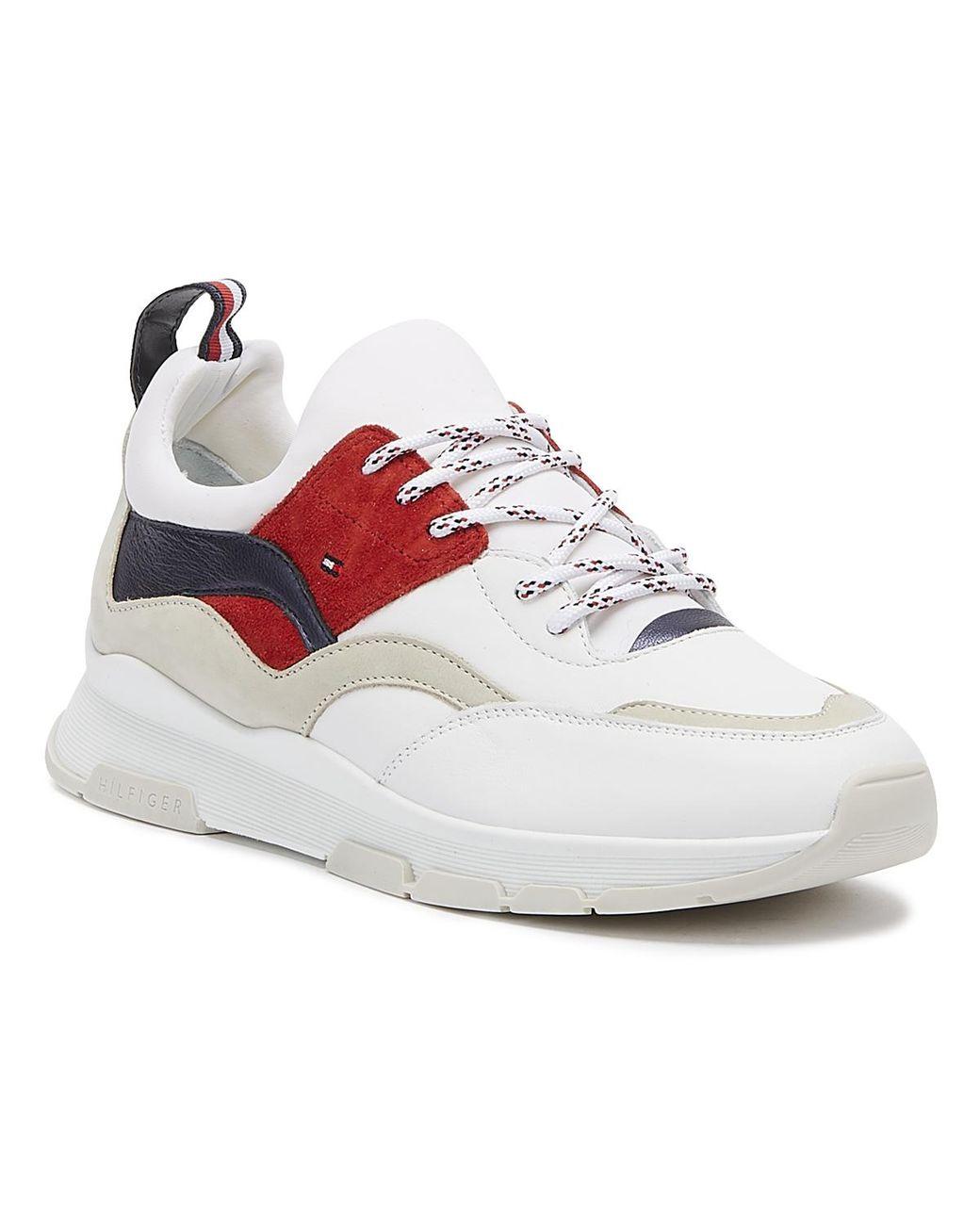 bd99848e White Lifestyle Womens Rwb Sneakers