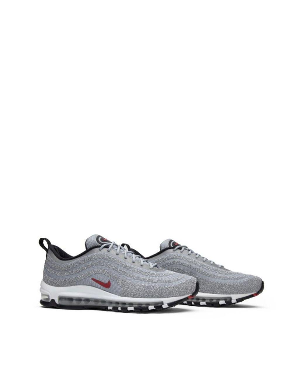 Nike Air Max 97 LX Swarovski Black Pink Womens shoes