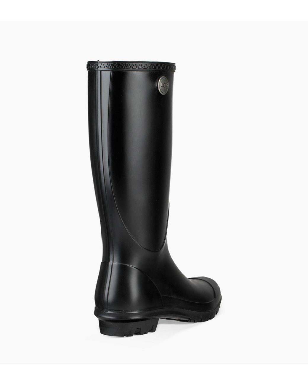 1650ea02ffb Women's Black Shelby Matte Rain Boots