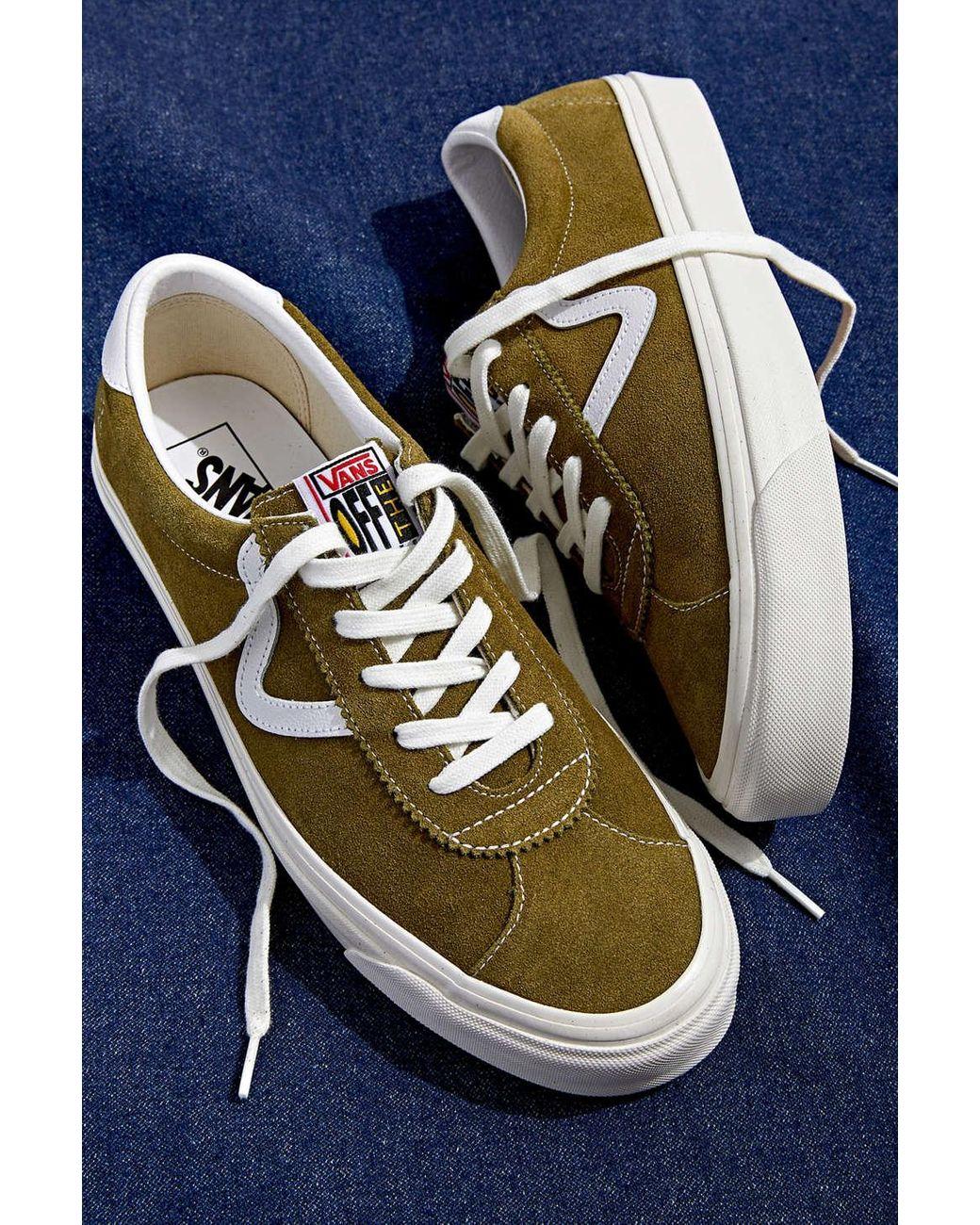 Vans Suede Ua Style 73 Dx Sneaker in
