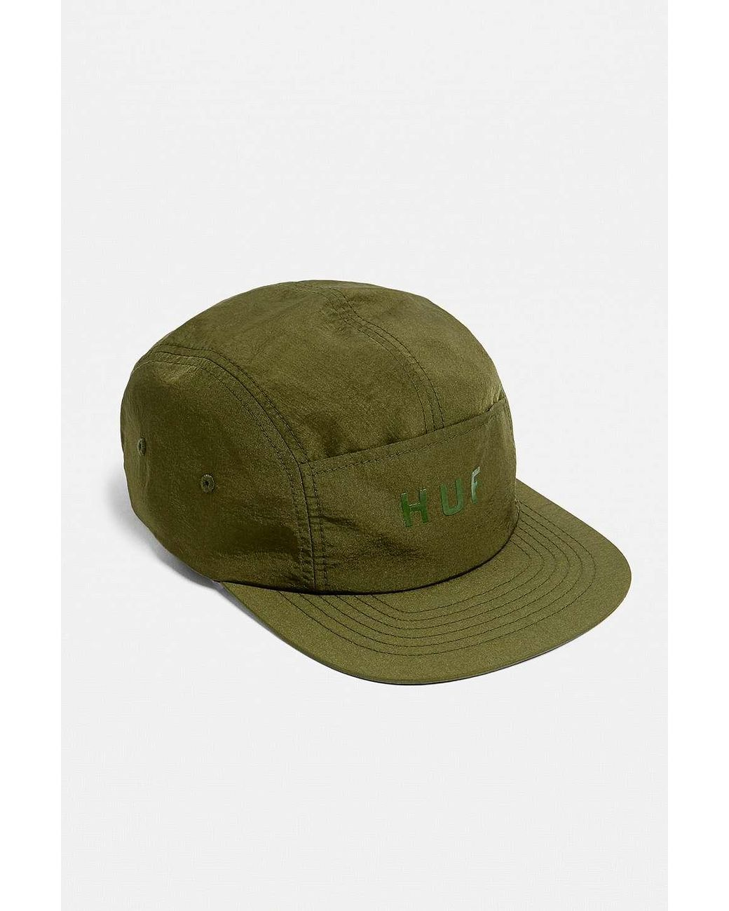 98dce4d1 Huf Pocket Khaki Camp Cap - Mens All in Green for Men - Lyst