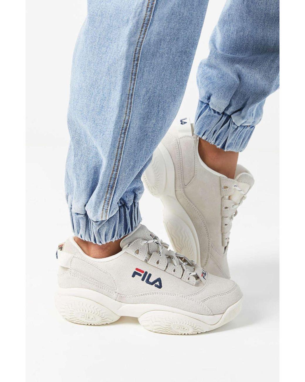 new images of outlet outlet online Fila Provenancesneaker