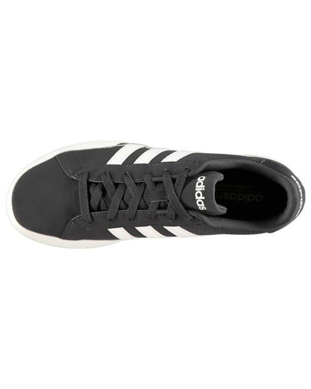 adidas neo daily mono trainers- OFF 66