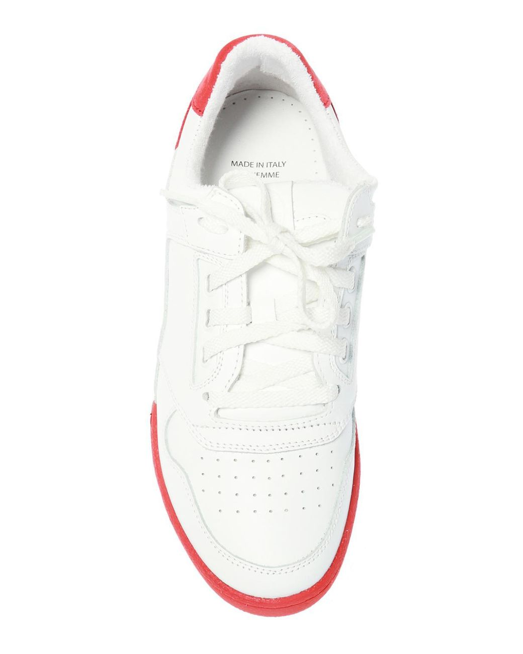 big sale ab2e4 ceb84 Men's White Lace-up Sneakers