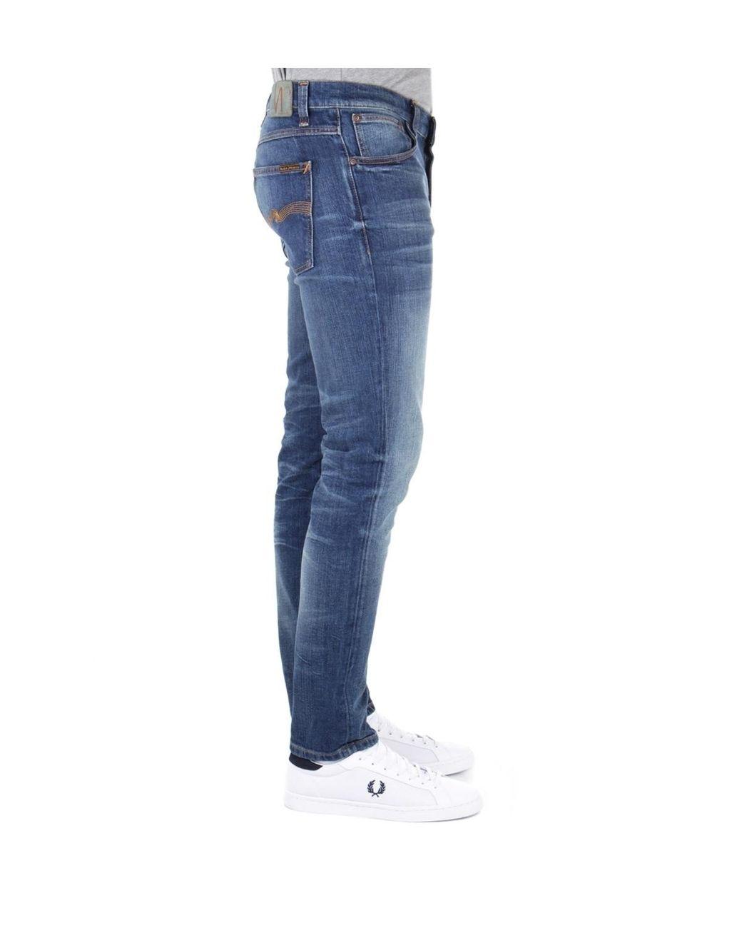 Lost Legend Nudie Jeans Co Lean Dean Slim Fit Jeans