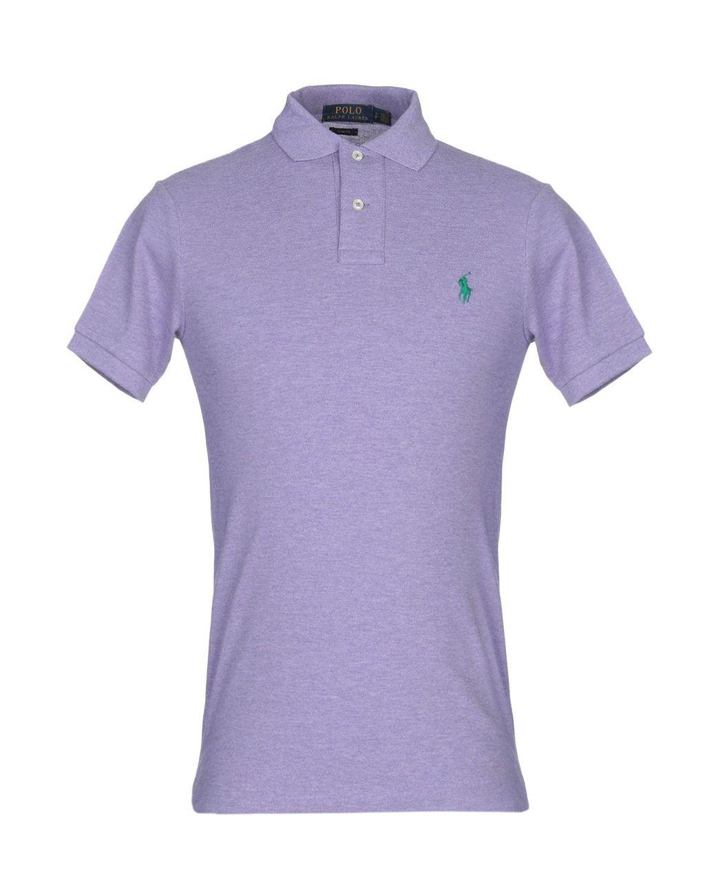 De Violet De Polo Homme Coloris Homme Coloris Violet Polo Polo QdCxtrosBh