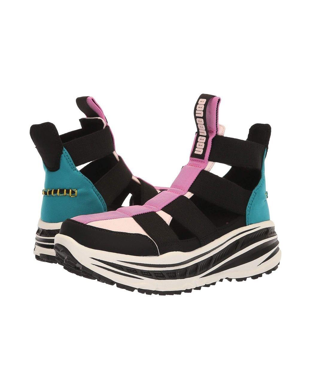 5c66f58d604 Lyst - UGG Gladiator Runner (black) Women s Shoes in Black