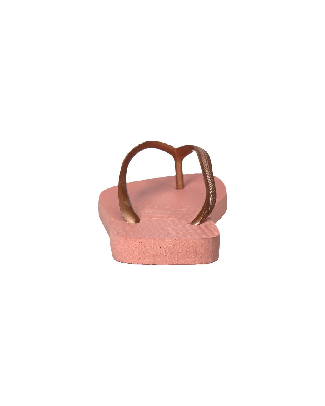 27c37804a526 Lyst - Havaianas Top Tiras Flip-flops (rose Gold) Women s Sandals in Pink